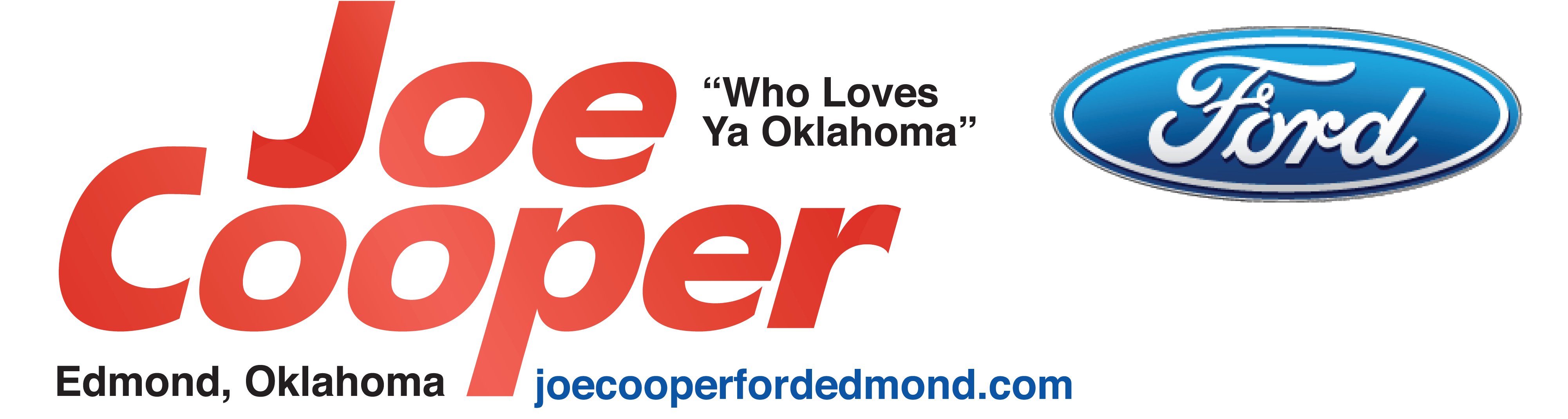 Auto Loans Oklahoma City Ok Ford Financing From Joe Cooper Of Edmond
